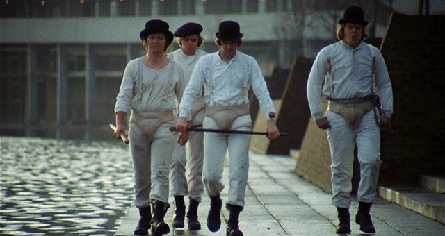 "1971 saw the release of one of cinema's most influential films of all time. Even after all this time, ""A Clockwork Orange"" still manages to be a fascinatingly haunting film."