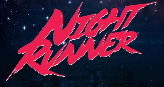 After watching a throwback slasher film they scored, we got an interview with synthwave producers Night Runner! Check it out!
