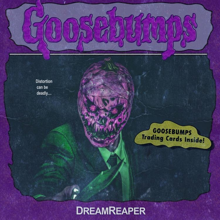 DreamReaper Releases Cover of 'Goosebumps' Theme Song For ...