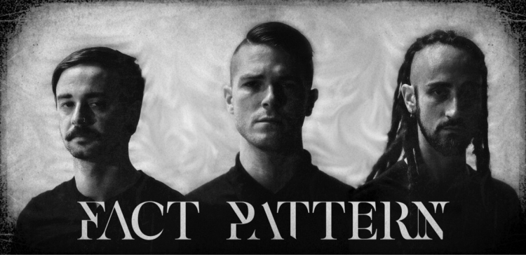 Industrial/Doom trio Fact Pattern release new single/music video 'My