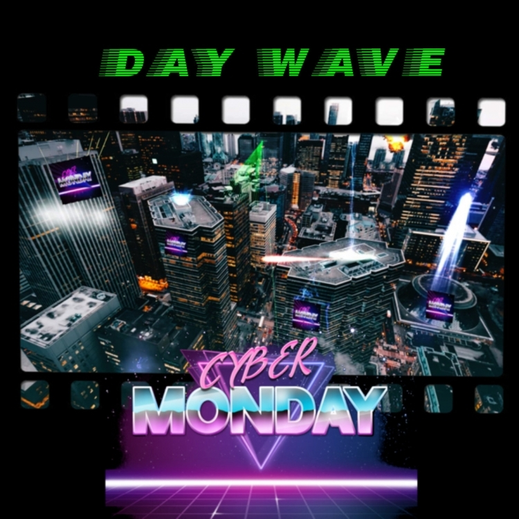 Synthwave musician Cyber Monday releases new album