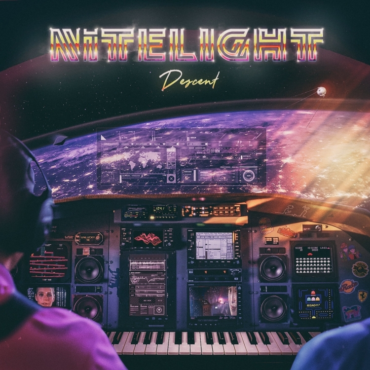 Synthwave project Nitelight releases new album